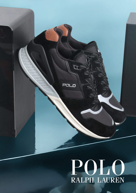 POLO RALPH LAUREN - Kolekcija Jesen Zima 2018 - Office shoes - Srbija